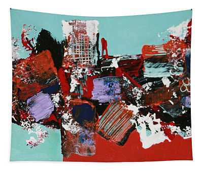 City Series #3 Tapestry