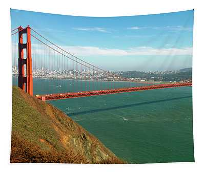 Classic Golden Gate Tapestry
