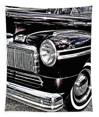 Classic Mercury Tapestry