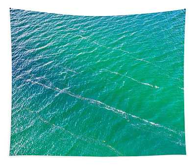 Clear Water Imagery  Tapestry