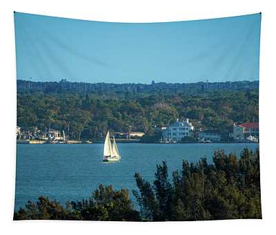 Clearwater Sails Tapestry