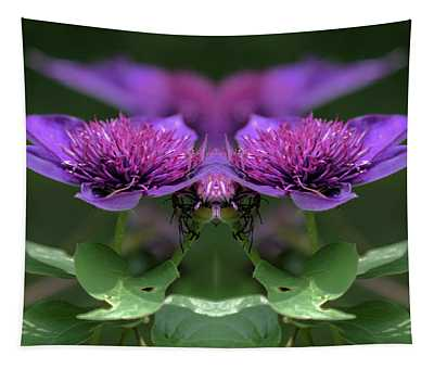 Clematis 2 Tapestry
