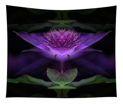 Clematis 3 Tapestry