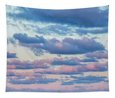 Clouds In The Sky Tapestry