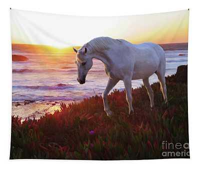 Coastal Dream Tapestry