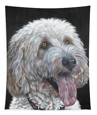 Cockapoo Tapestry