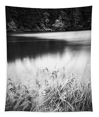Tapestry featuring the photograph Coffenbury Lake by Whitney Goodey