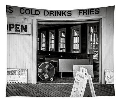 Cold Drinks Tapestry