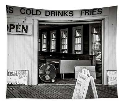 Tapestry featuring the photograph Cold Drinks by Steve Stanger