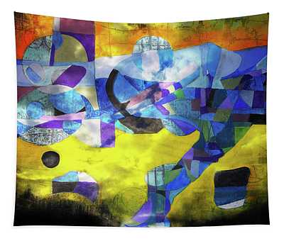 Cold Evening Wind Tapestry