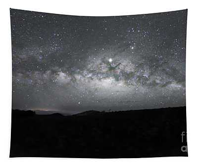 Cold Night Sky Tapestry