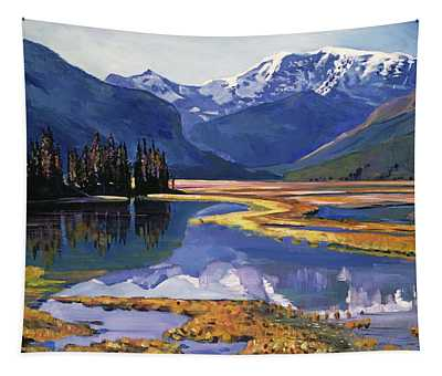 Cold River Valley Tapestry