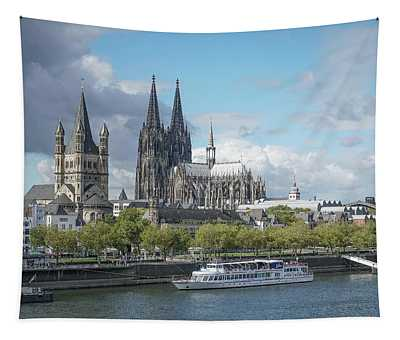 Cologne, Germany Tapestry