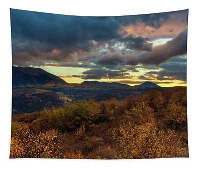 Colorado Cloudscape Tapestry