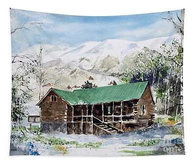 Colorado Haven Tapestry