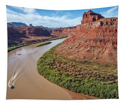 Colorado River Tapestry