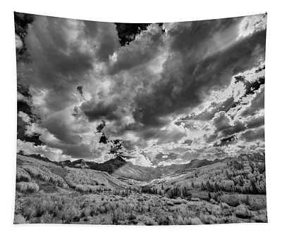 Colorado Sun Rays II Tapestry