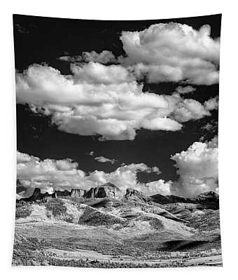 Colorado Valley II Tapestry