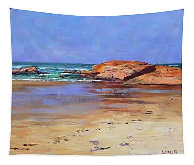 Colours Of South West Rocks Australia Tapestry
