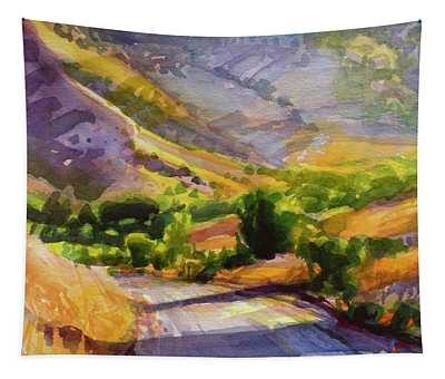 Columbia County Backroads Tapestry