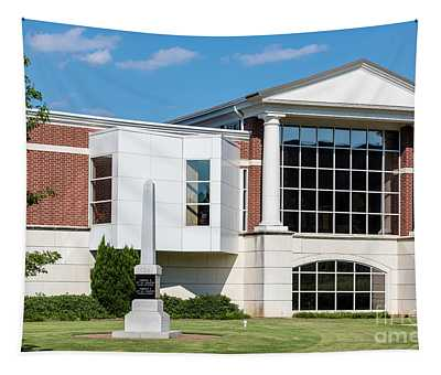Columbia County Main Library - Evans Ga Tapestry