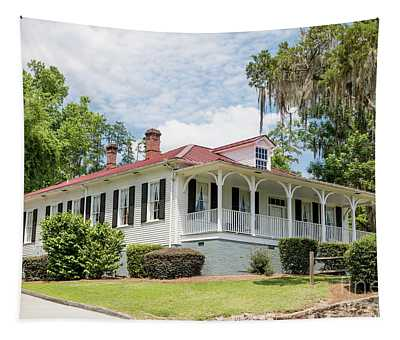 Columbia County Visitors Center - Savannah Rapids Tapestry