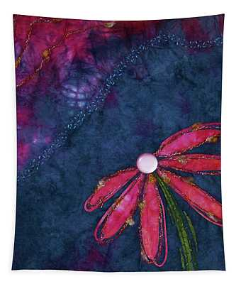 Coneflower Confection Tapestry
