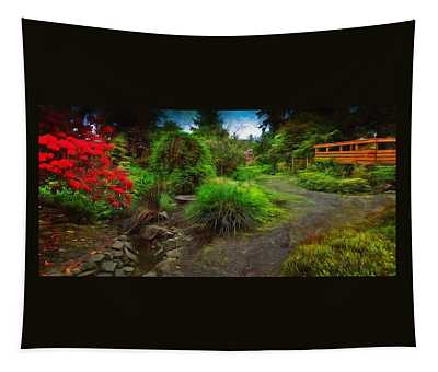 Connie Hansen Garden Tapestry