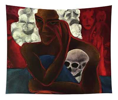 Considering Cosmetic Surgery Tapestry