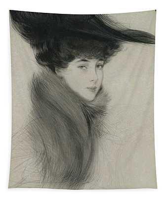 Consuelo Vanderbilt Tapestry