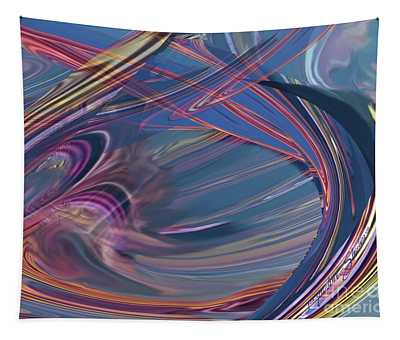 Contrail Party Tapestry