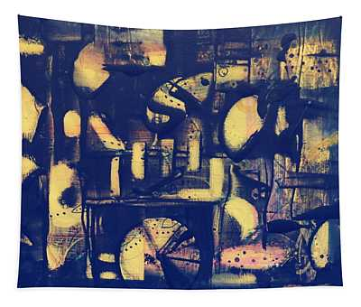 Contraption Tapestry