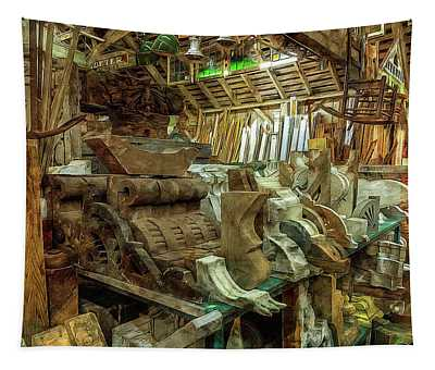 Corbels Tapestry