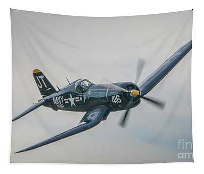 Corsair Approach Tapestry