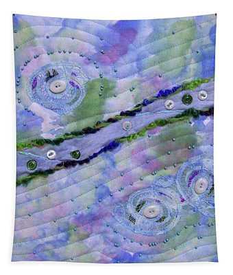 Cosmic Stream Tapestry
