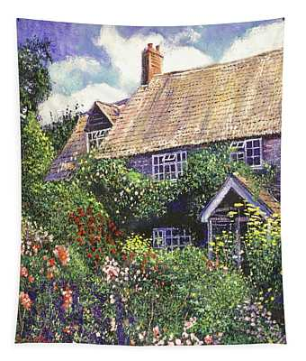 Cottage Gardens Tapestry