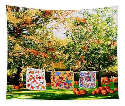 Country Autumn Tapestry