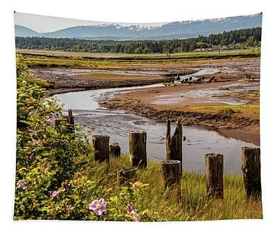 Courtenay River Estuary Tapestry