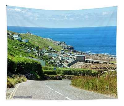 Cove Hill Sennen Cove Tapestry