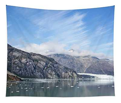 Covered By Clouds Tapestry