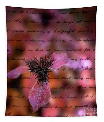Cozy Autumn Days Tapestry