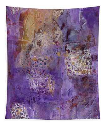 Cracklin' Gold Tapestry