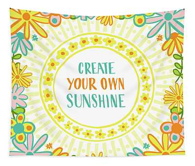 Create Your Own Sunshine Tapestry