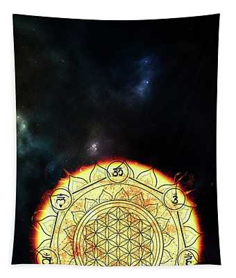 Creative Force Tapestry