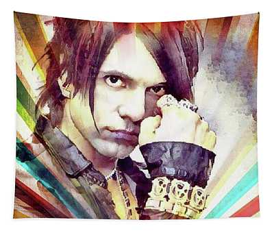 Criss Angel Tapestry