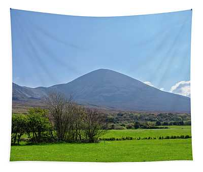 Croagh Patrick In County Mayo Ireland Tapestry