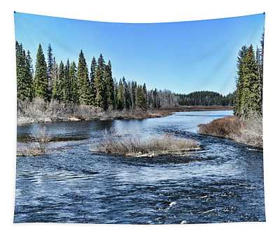 Crooked River Tapestry
