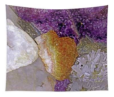 Crystal Stand 14  Tapestry