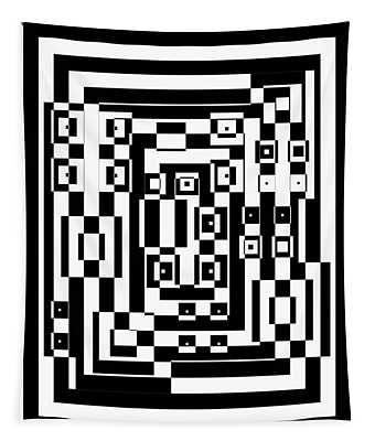 Cubical Cubes  Tapestry