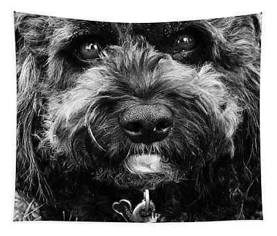 Cutest Dog On The Planet Tapestry
